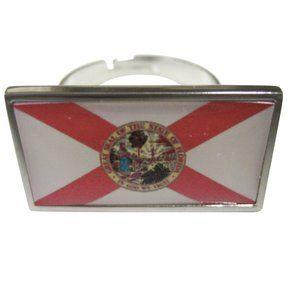 Florida State Flag Fashion Ring